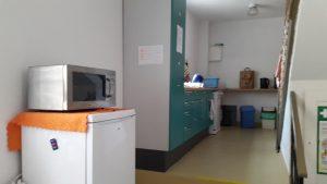 Gemeindesaal Küche