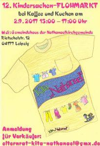 12. Kindersachenflohmarkt Nathanael