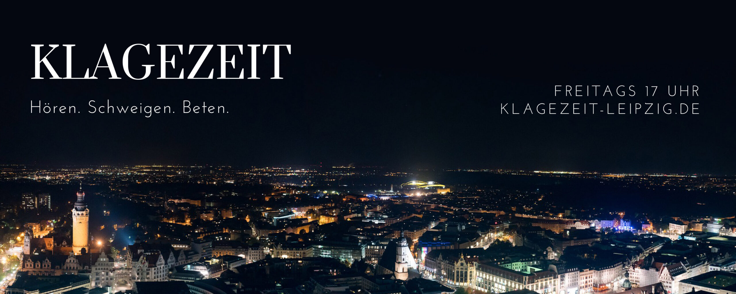 Klagezeit Leipzig Link